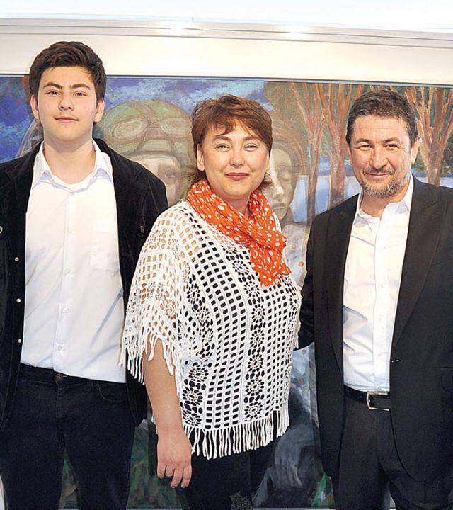 Lider-Emel-Timur Ercan Diva Magazin