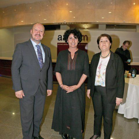 Mustafa Bayık, Neptün Soyer, Aysel Özkan