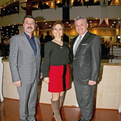 Ahmet Zeybek, İlkay Kıyak, Özer Mumcu