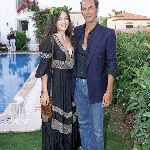 Letizia Ridomi, Alex Postiglione