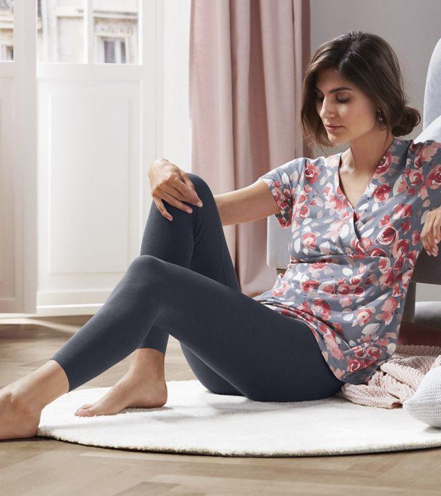 Organik Pamuklu Pijama Takımı_İmaj