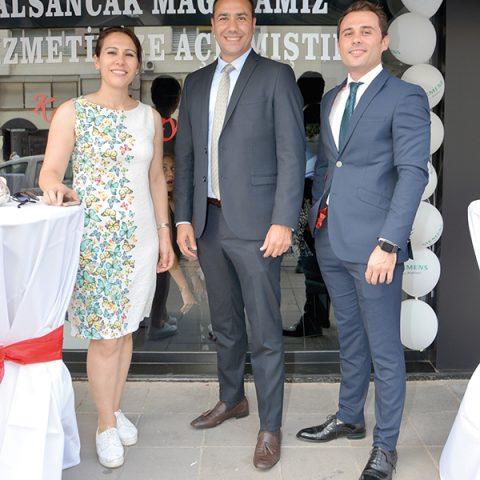 Nuray Kalafat, Serkan Erkal, İbrahim Dilek