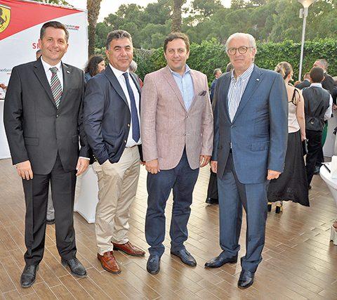 Erkan Zadar,Burak Sertbaş,Sinan Kızıltan,Jak Eskinazi