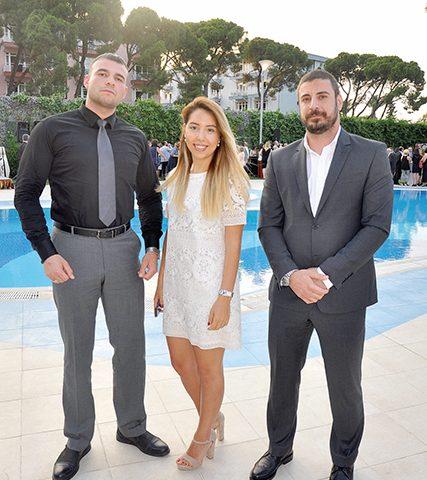 Gökhan Yaşar,Melis Kaba,Sertan Aslantürk