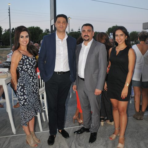 Sevilay Karataş, Tarkan Özdoğan, Cihan Yoladı, Ecegül İşçi