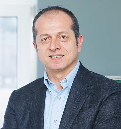 Prof. Dr. Fatih Şendağ
