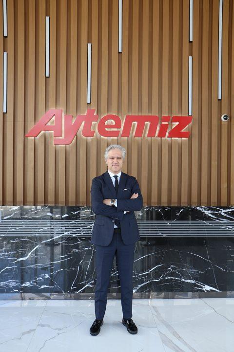 Aytemiz Operasyonlardan Sorumlu Genel Müdür Yardımcısı Gökhan Öztürk