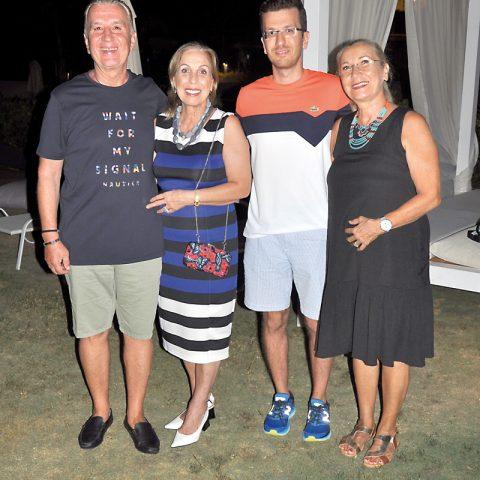 Ahmet-Sema, Rahmi Uysal, Semra Şendündar
