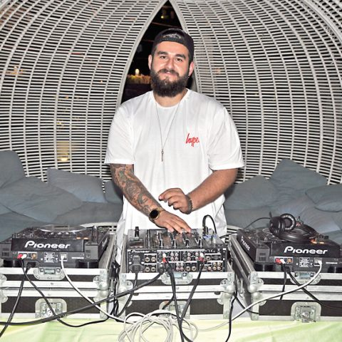 DJ Yarkın Bora