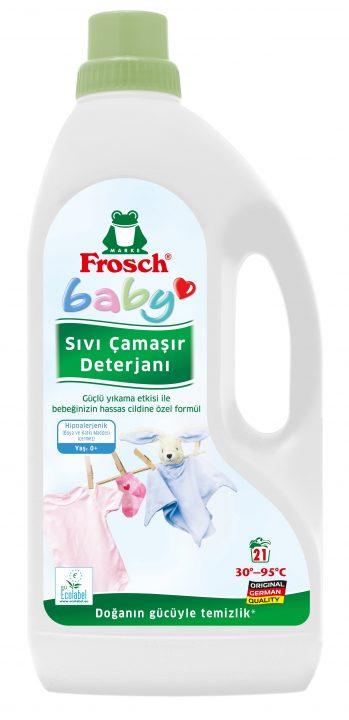 Frosch Baby Sıvı Çamaşir Deterjanı 1,5lt