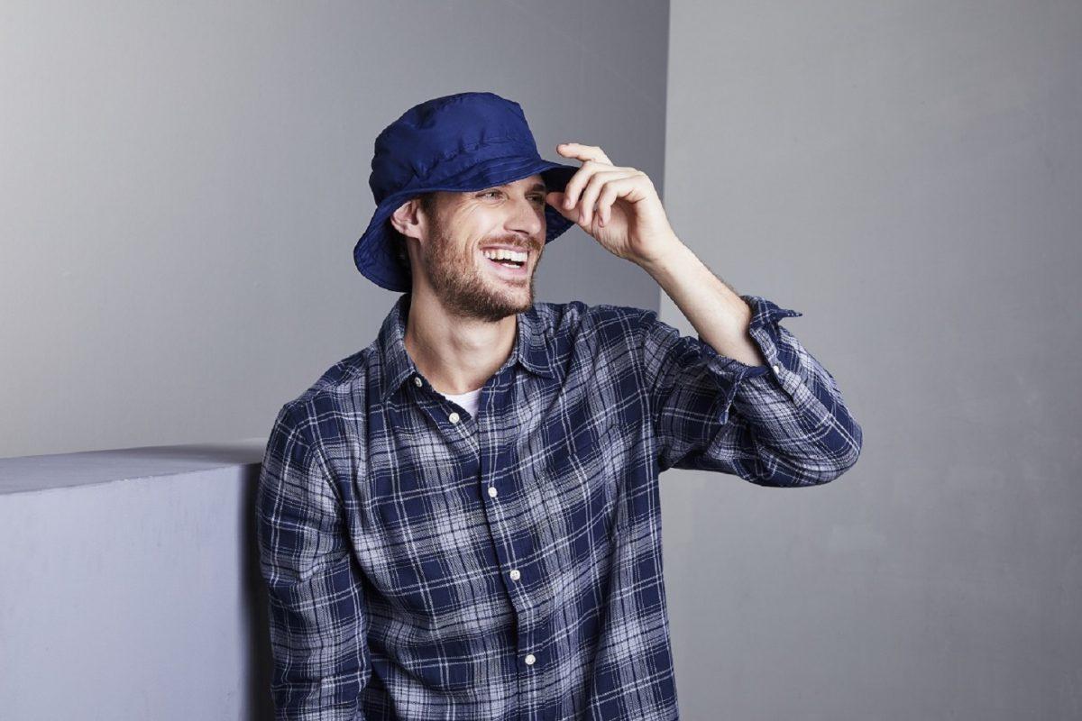 Entegre Çantalı Trekking Şapkası