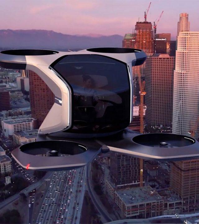 Cadillac-eVTOL-Uçan-Taksi