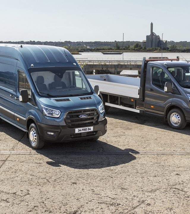 Ford Announces Its Strongest, Most Capable Van Ever – a 5.0-to