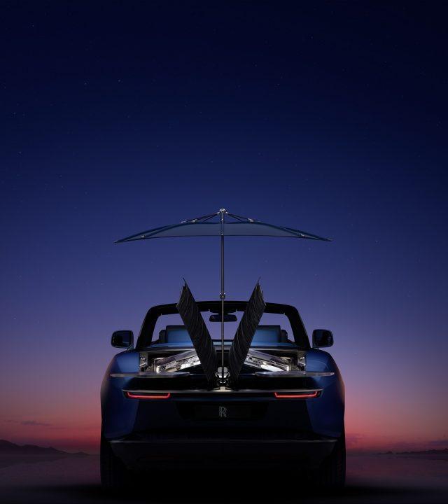 Rolls Royce boat tail 1